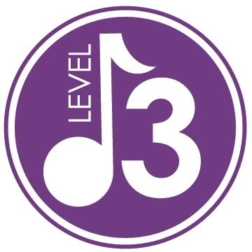 Level 3 - A Great Option for Preschoolers